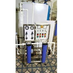 250 LPH RO Water Plant